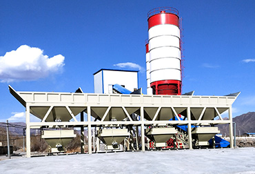 Lhasa 90 concrete mixing station